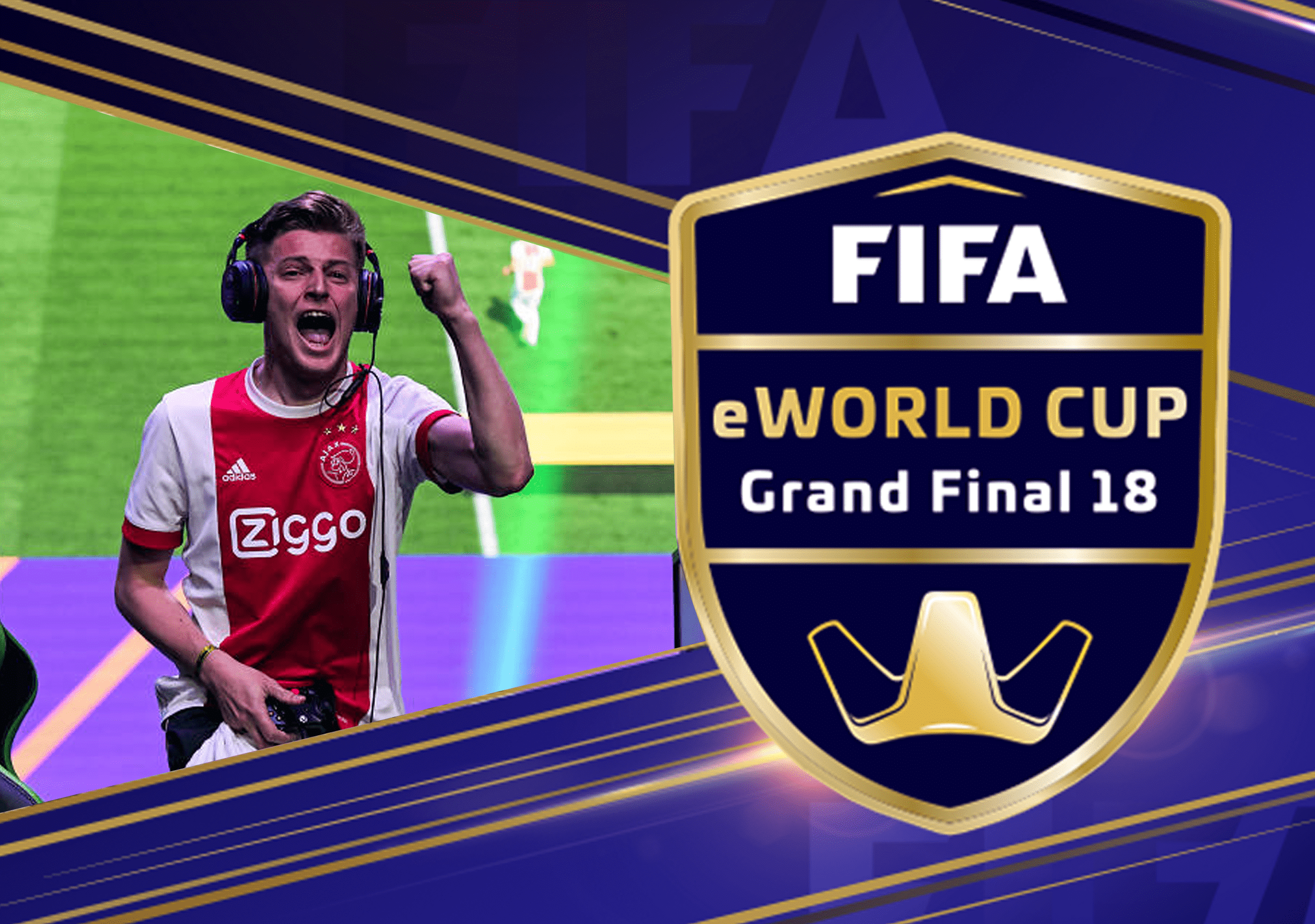 FIFA eWorld Cup 2018 Tournament Info