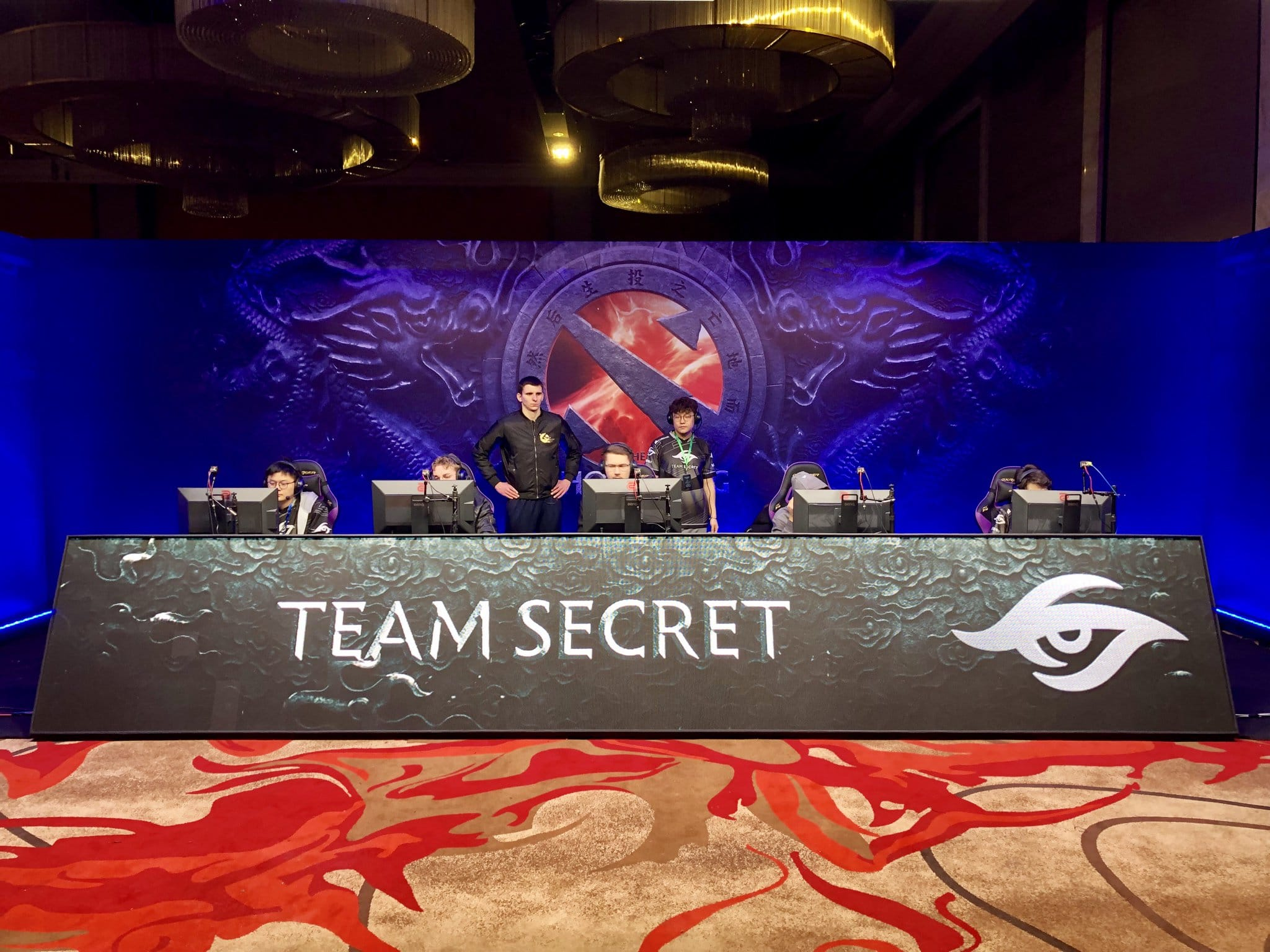 Team Secret Chongqing Major